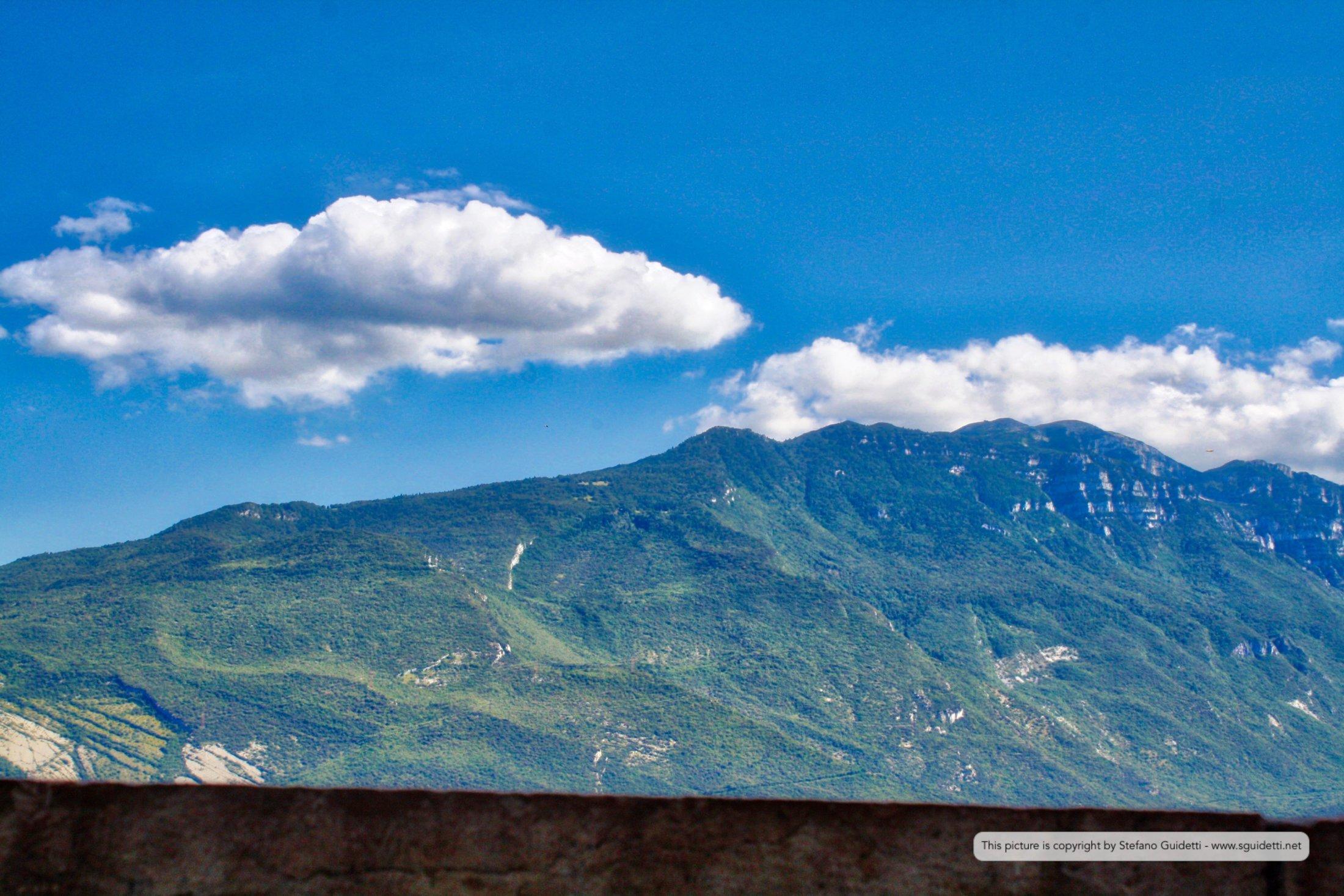 Panorama dalla cima della Torre Apponale