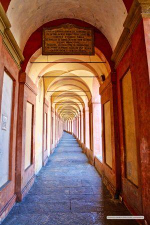 Portico Santuario Madonna di San Luca