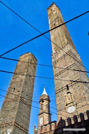 Torre Asinelli e Garisenda