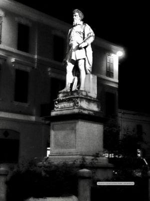 Statua Antonio Allegri