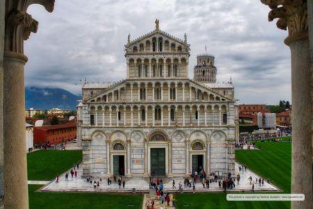 Duomo visto dal Battistero