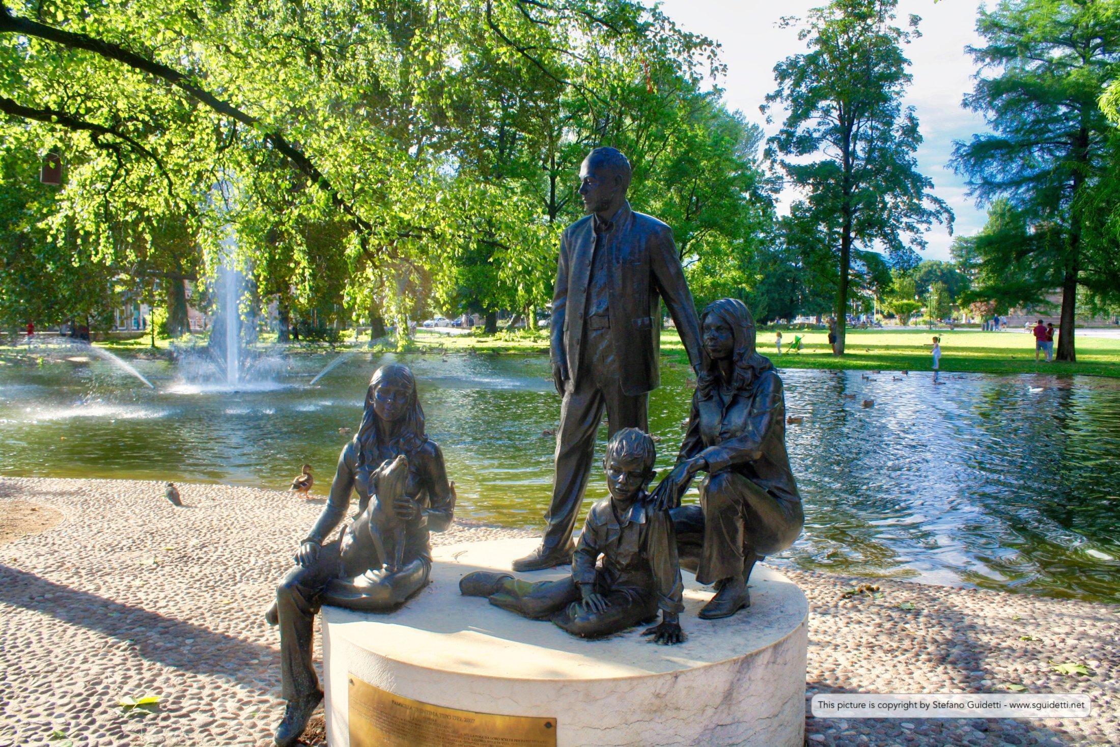 Parco di Piazza Dante