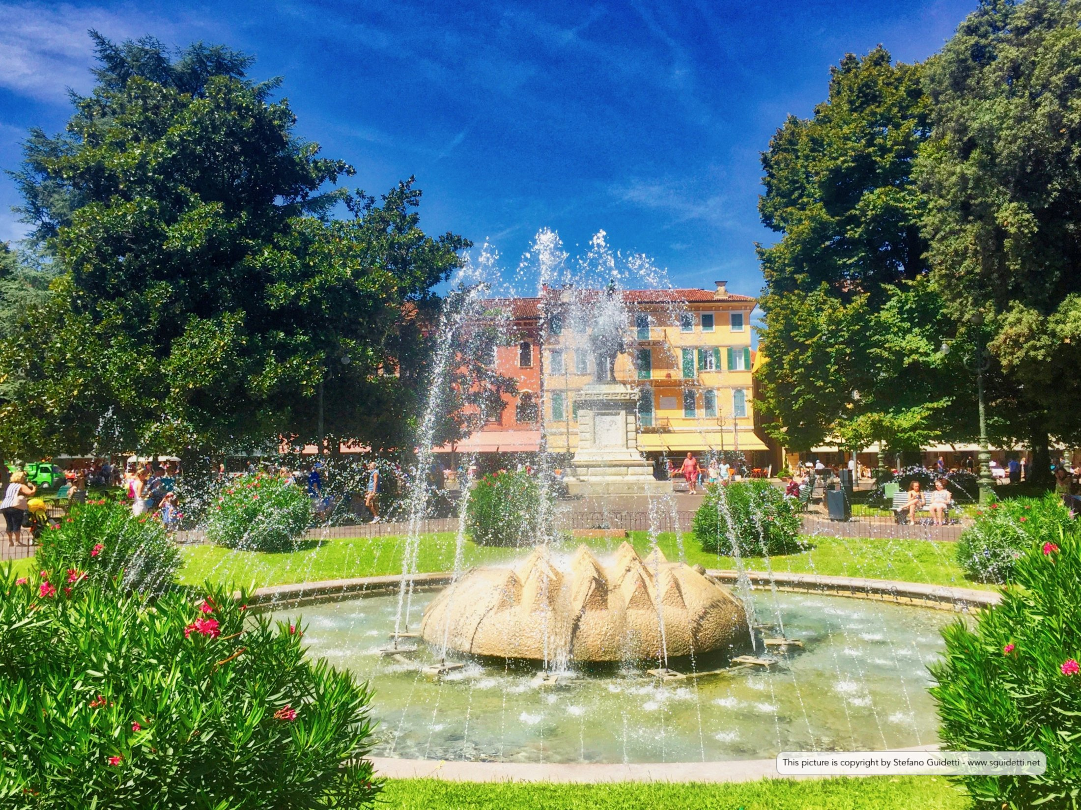 Giardini di Piazza Bra
